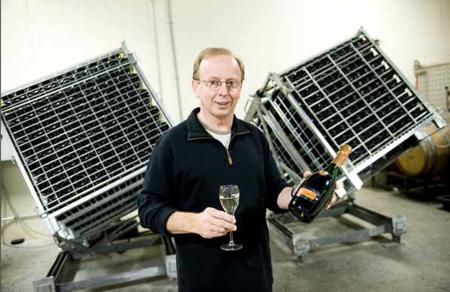 Claude Thibaut Virginia Wineries at Siduri