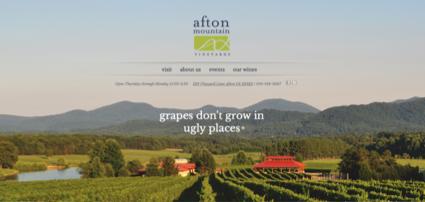 Afton Mountain Vineyard