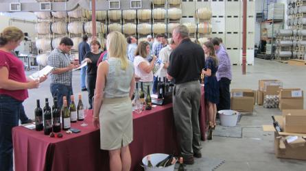 Virginia Wines at Siduri